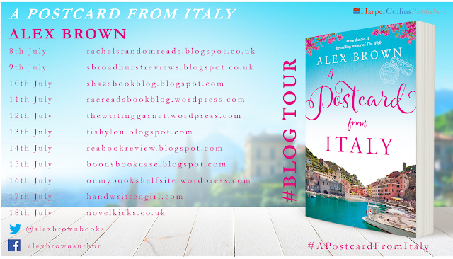 A Postcard from Italy by ALex Brown