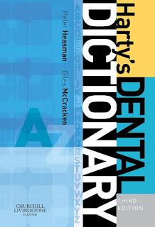 Harty's Dental Dictionary 3rd Edition