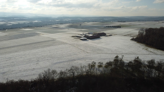 DJI Drohnenflug in Nürtingen (Galgenberg)