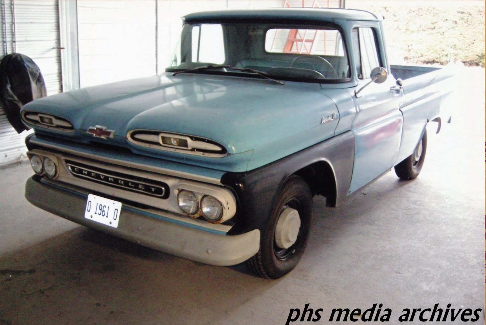 1961 Chevrolet Apache Resto Part A Initial Exam And Tear Down 1960 Studebaker Lark Wiring Diagram