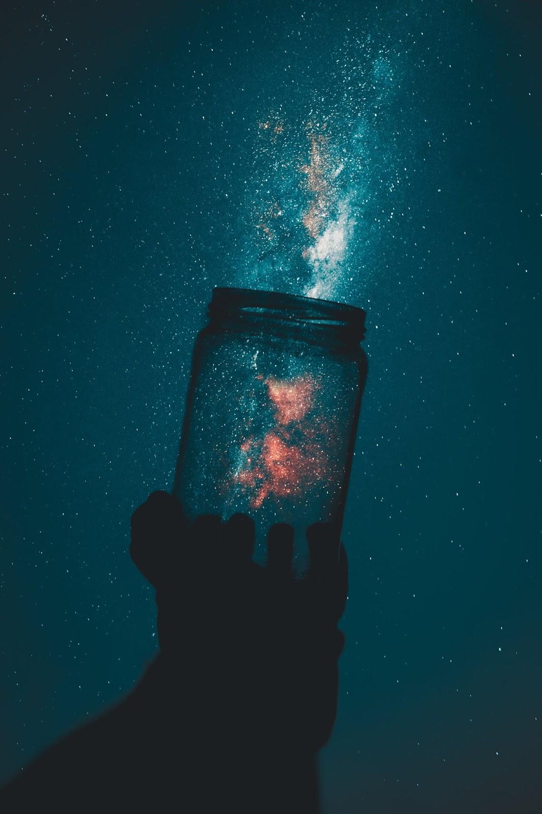 Hứng sao giữa màn đêm
