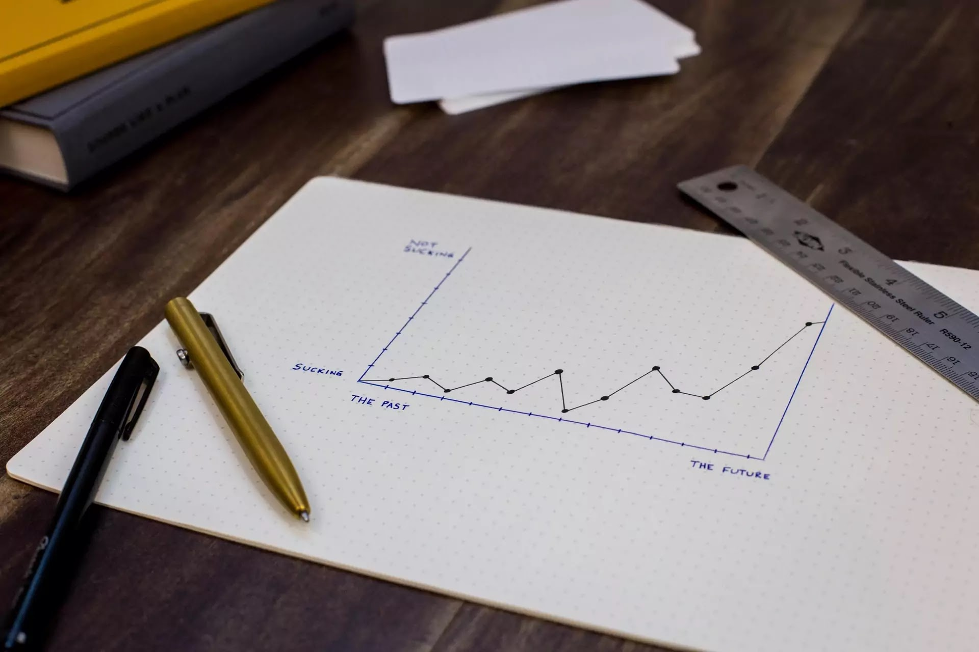 analytical image of drawing image recalls customer
