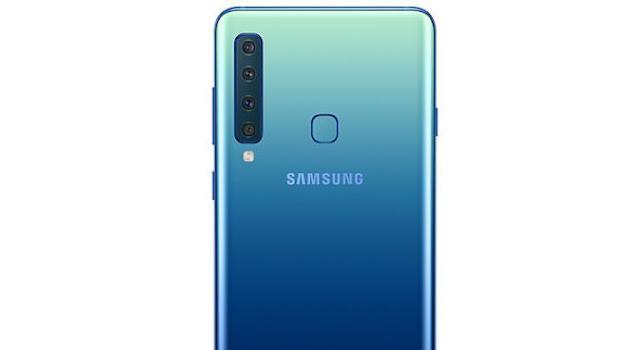 Samsung Galaxy A9 (2018) akan segera diluncurkan di India