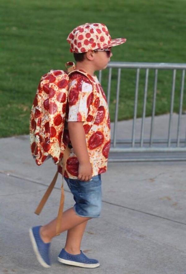 fantasia de pizza