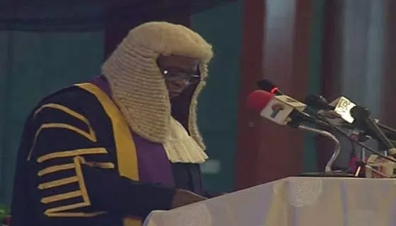 Acting CJN blames corruption for ineffective pension system