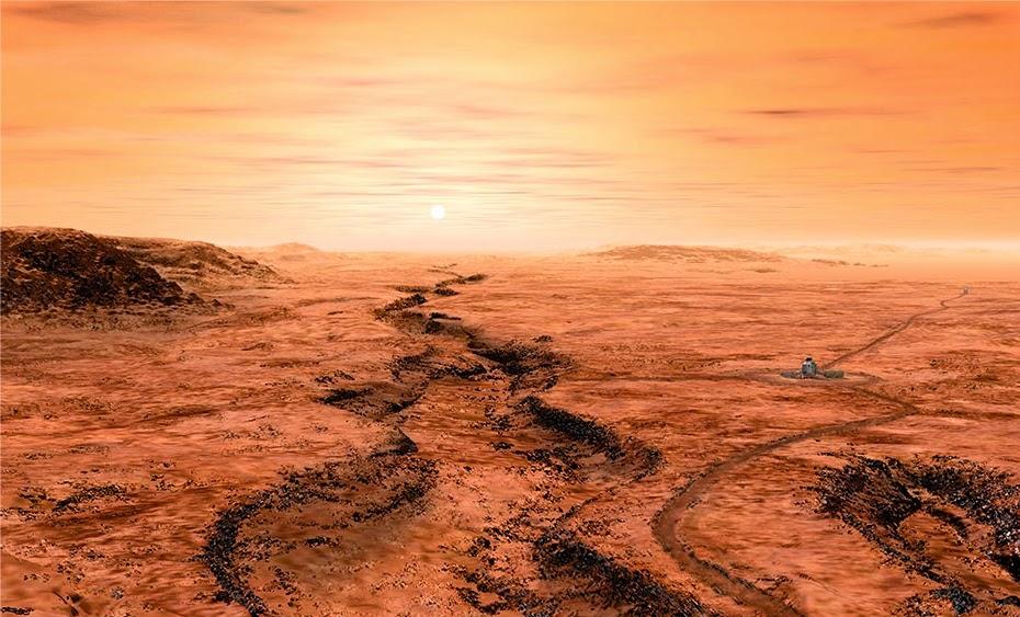Terraforming Mars - Red Mars