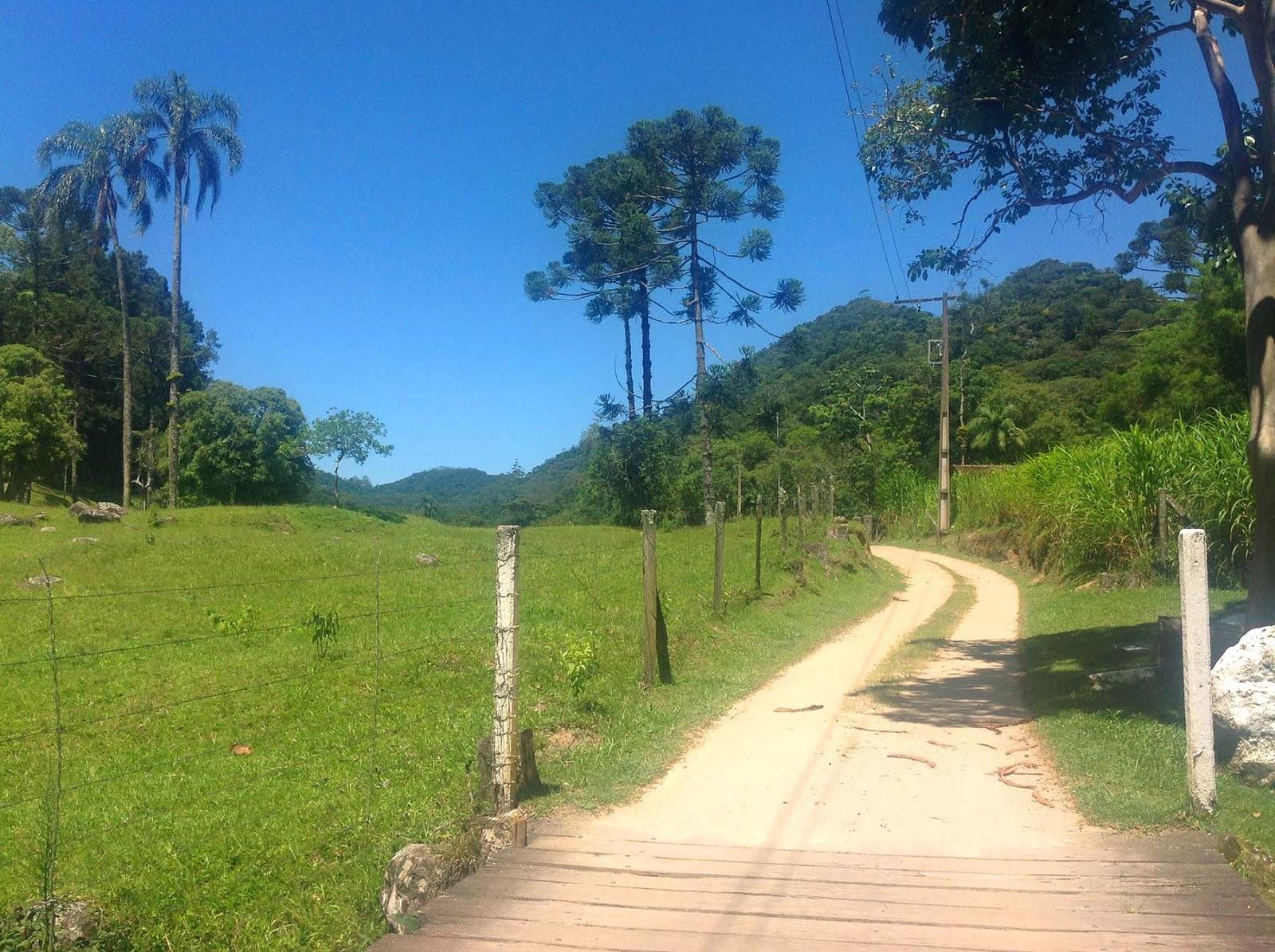 Estrada para Macaé de Cima,RJ.