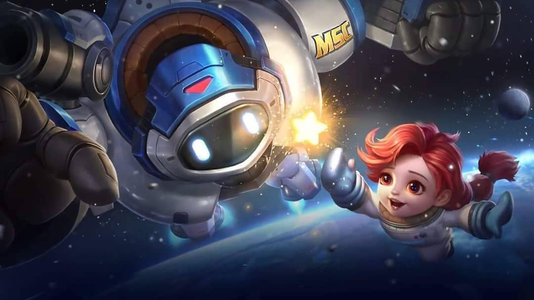 Wallpaper Jawhead Space Explorer Skin Mobile Legends HD for PC