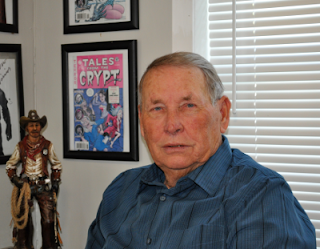 John L. Lansdale has written for Tales from the Crypt and other comic series