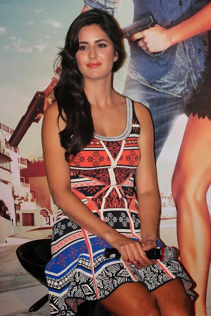 Actress Katrina Kaif Latest Pics at Movie Event Navel Queens
