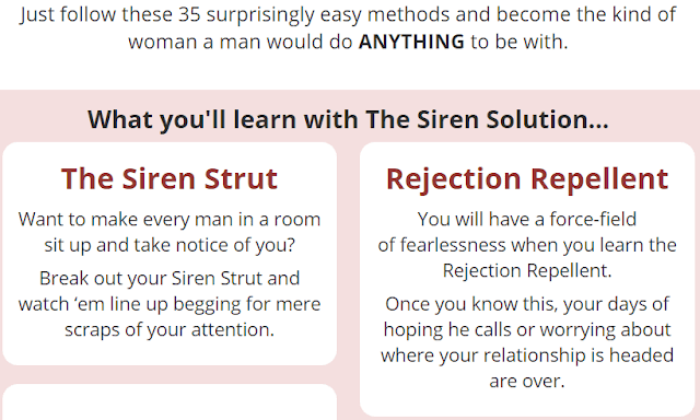 The Siren Solution Review, The Siren Solution pdf