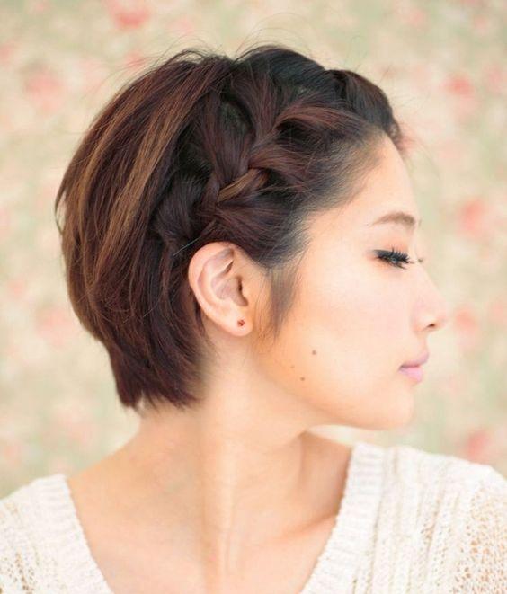 Peinados Para Pelo Corto Peluqueria May - Pelo-corto-con-diadema