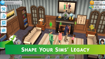 Cheat The Sims Mobile Android