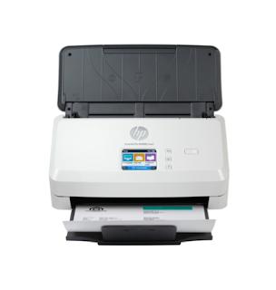 HP ScanJet Pro N4000 snw1 Driver Download