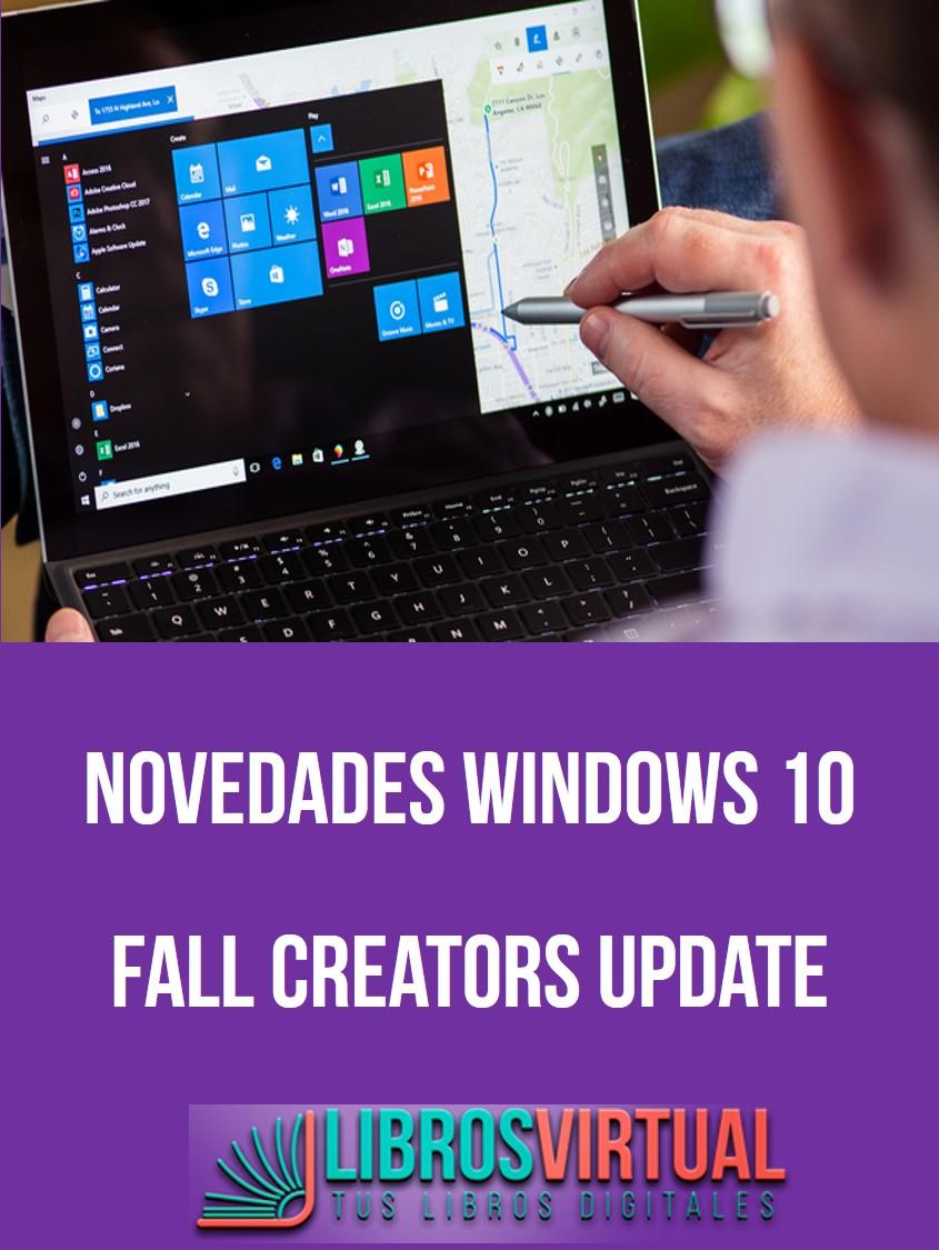 Video2Brain: Novedades Windows 10 Fall Creators Update