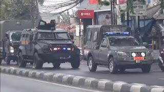Pasukan Elite Koopssus Datangi Markas FPl, Mabes TNI Sebut Cuma Lewat