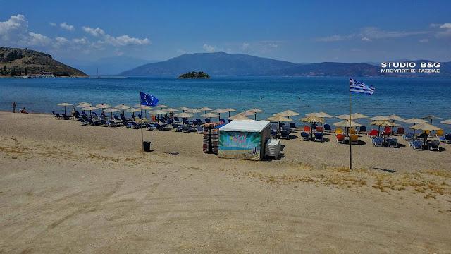Παραχώρηση απλής χρήσης αιγιαλού και παραλίας: Απλοποιούνται οι διαδικασίες