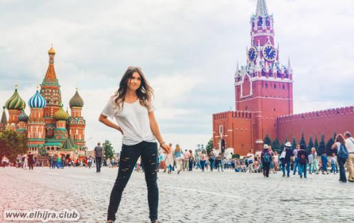 الاستحواذ على فيزا السفر الى الاتحاد الروسي بالمَجَانّ