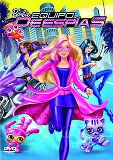 Barbie equipo de espías (2016) Online