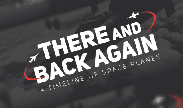 There And Back Again: A Timeline Of Space Planes