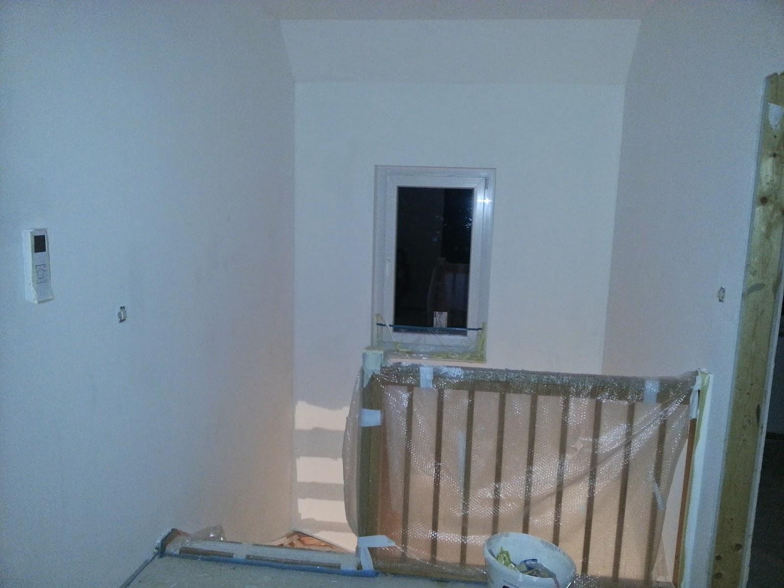 wir bauen ein okal haus farbe ist dran boden kann verlegt werden. Black Bedroom Furniture Sets. Home Design Ideas
