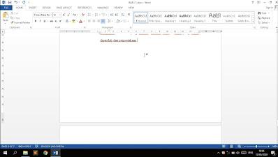 Cara mudah menggabungkan beberapa file menjadi satu di Microsoft Word