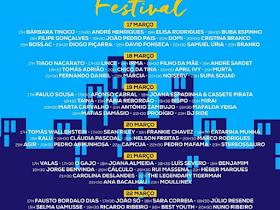 Festival Eu Fico em Casa