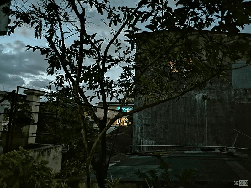 Outdoor lowlight