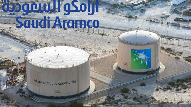 أرامكو السعودية توقع 66 تفاقية شراكة بقيمة 21 مليار دولار.