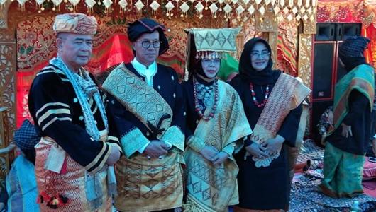Wagub Nasrul Abit Ingatkan Peran Penghulu Suku di Ranah Minang