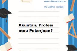 Akuntan, Profesi atau Pekerjaan?