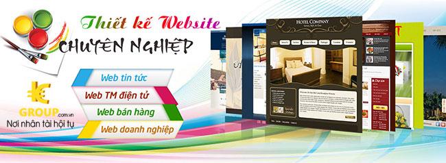 Thiết kế web tại Trảng Bom