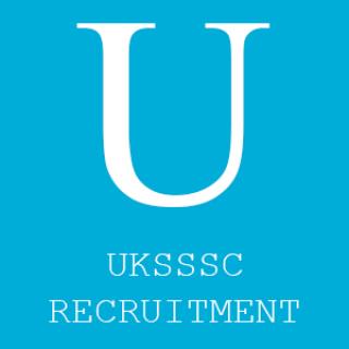 UKSSSC Group C Recruitment 2016