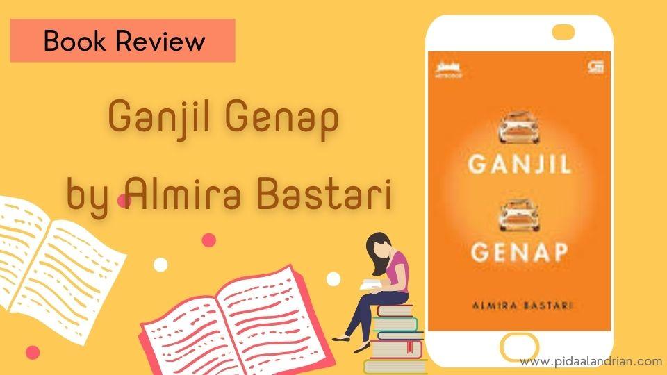 Review buku Ganjil Genap karyanya Almira Bastari