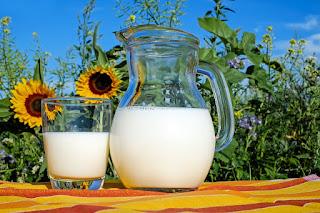 Manfaat Minum Susu yang baik