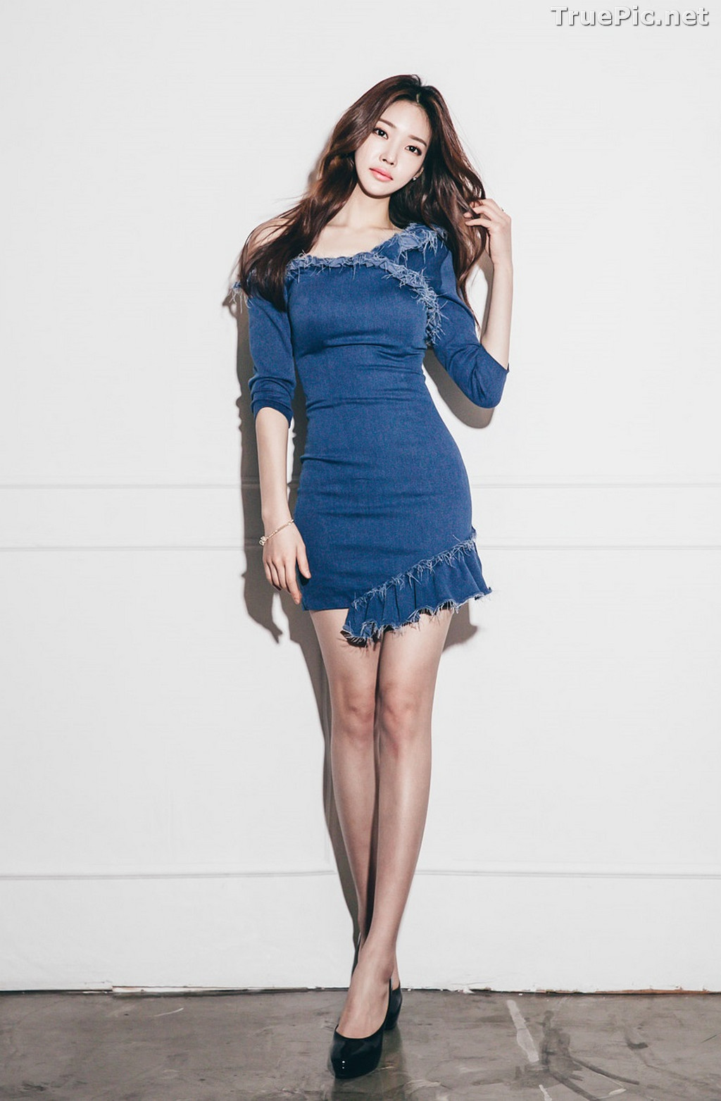 Image Korean Beautiful Model – Park Jung Yoon – Fashion Photography #10 - TruePic.net - Picture-9