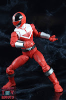 Power Rangers Lightning Collection Time Force Red Ranger 15