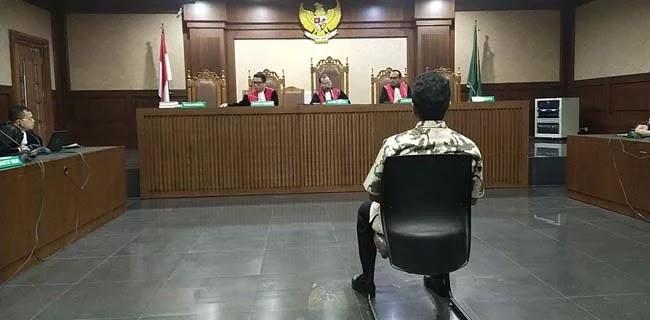 Romi Divonis 2 Tahun Penjara Dan Denda Rp 100 Juta
