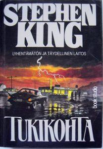 Tukikohta kirjasta tehdään tv-sarja, johon Stephen King itse kirjoittaa uuden lopun