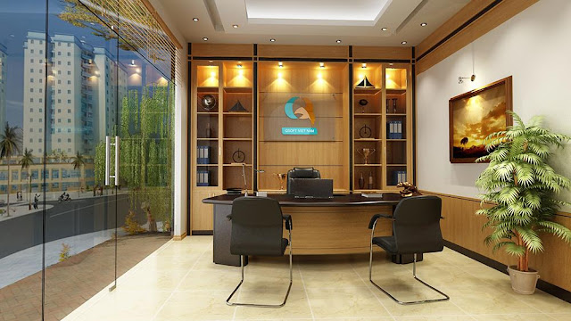 Tại sao cần thiết kế văn phòng hợp phong thuỷ?