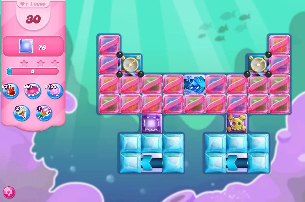 Candy Crush Saga level 9300