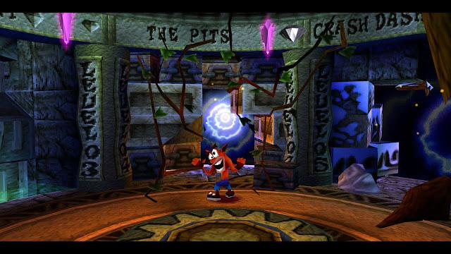 تحميل لعبة  Crash Bandicoot 2