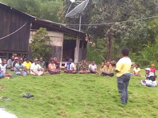 Rakyat Papua Mendukung Benny Wenda Sebagai Presiden Sementara dan Memimpin Pemerintahan Sementara West Papua