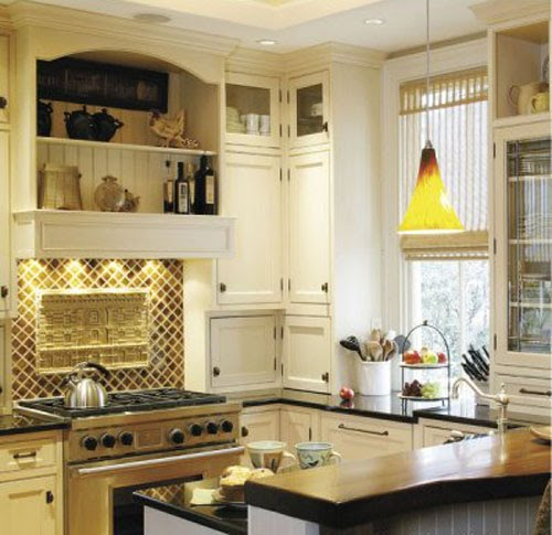 Korean Home Style: Classic Style Kitchen Design- Classic
