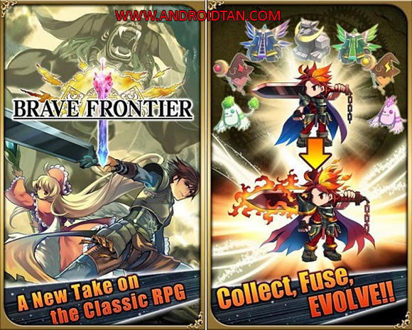 Free Download Brave Frontier Mod Apk v1.7.3.2 (Unlimited Money) Android Terbaru 2017