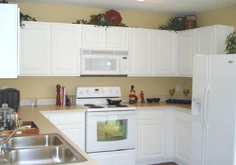 Flat Pack Kitchen