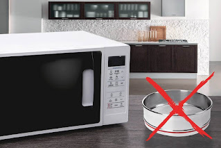 Proper operation of the microwave oven