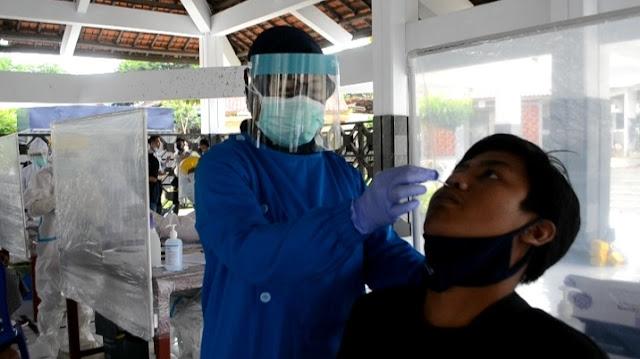 Kabar Nasional, Ubah Laku, Magelang, Covid-19, Corona, Borobudur, Rapid Test Antigen