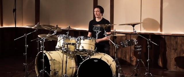 Mario Duplantier (Gojira) disponibiliza versão de estúdio do seu solo de bateria