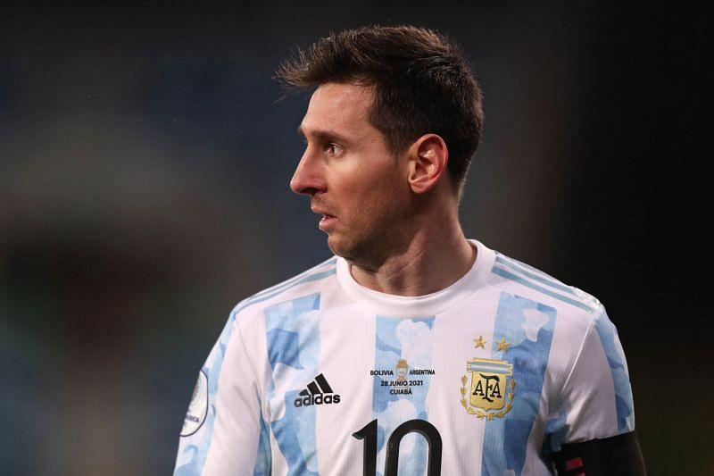 موعد مباراة الأرجنتين والإكوادور اليوم